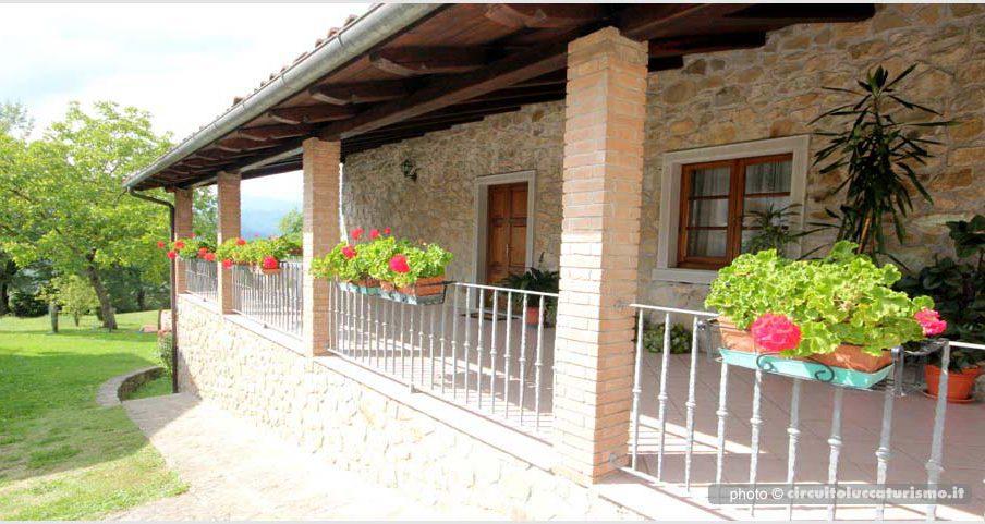 Casa di campagna agriturismo - Garfagnana