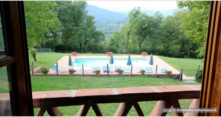 Camere in agriturismo - Castiglione di Garfagnana