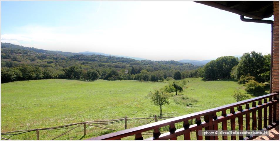Agriturismo panoramico - Garfagnana