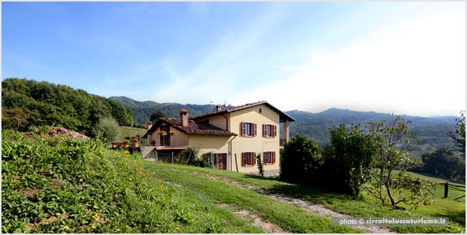 Casa di campagna - Garfagnana